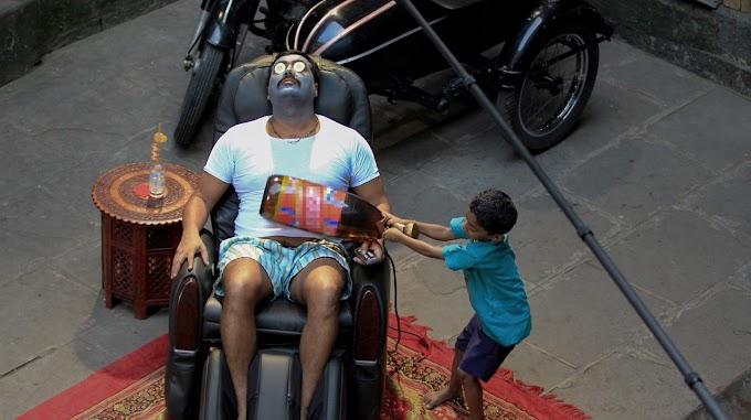 Anurag Kashyap  plays a cop again in Zee5's latest comedy drama Ghoomketu
