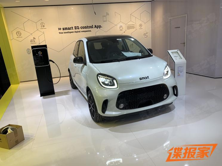 2019 - [Smart] ForTwo III Restylée [C453]  - Page 4 1567935029272495