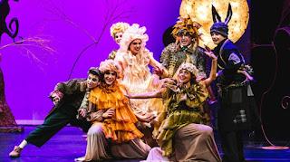 Όνειρο καλοκαιρινής νύχτας στο θέατρο Αυλαία