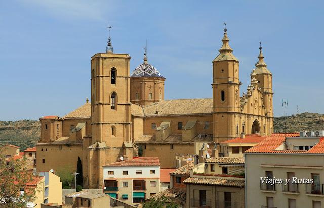 Ex-Colegiata de Santa María la Mayor, Alcañiz, Teruel