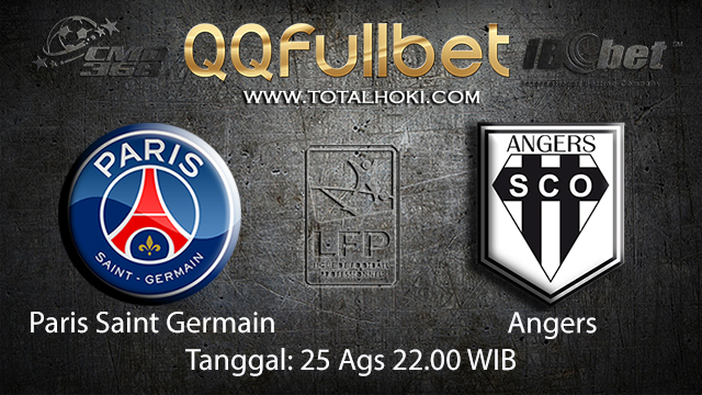 Prediksi Bola Jitu Paris Saint Germain vs Angers ( French Ligue 1 )