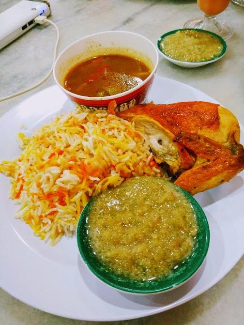 Jom makan : Dar Hadramawt, Bandar Baru Selayang