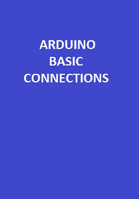 Tutorial Arduino PDF: Arduino Basic Connections