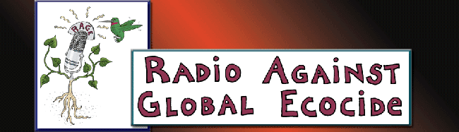 Radio Against Global Ecocide