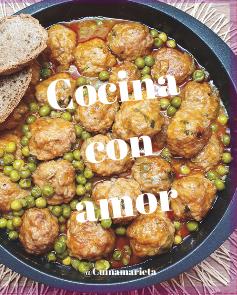 Cocina con amor - Recopiliación de recetas de cuinamarieta