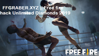 FFGRABER.XYZ || Free fire hack Unlimited Diamonds 2019