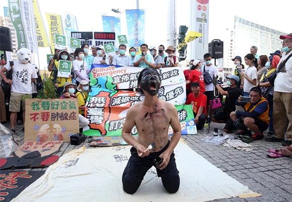 這樣的環保署,還能保護台灣環境?
