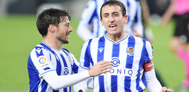 Real Sociedad vs Huesca – Highlights