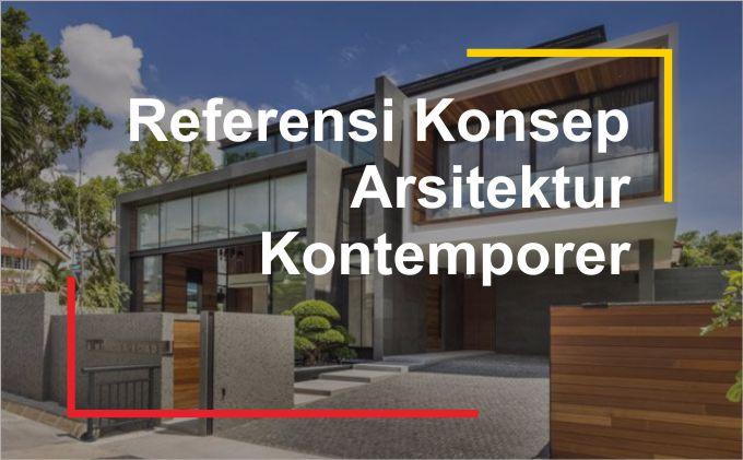 referensi konsep arsitektur kontemporer