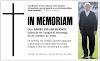 Cangas. Fallece Ángel Villar, dirigente inolvidable del Alondras C.F. en tiempos muy difíciles