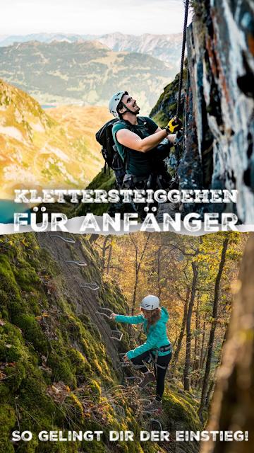 Klettersteiggehen für Anfänger – So gelingt dir der Einstieg! Klettersteig gehen - das ist wichtig für den Anfang 21