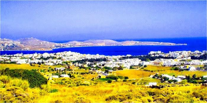 Villaggi turistici Paros - Grecia