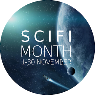 SciFi Month 1-30 November
