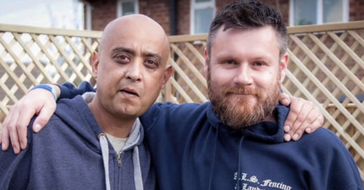 Le diagnostican cáncer y su jefe le construye su hogar ideal