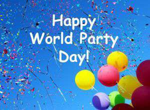 World Party Day Wishes Sweet Images