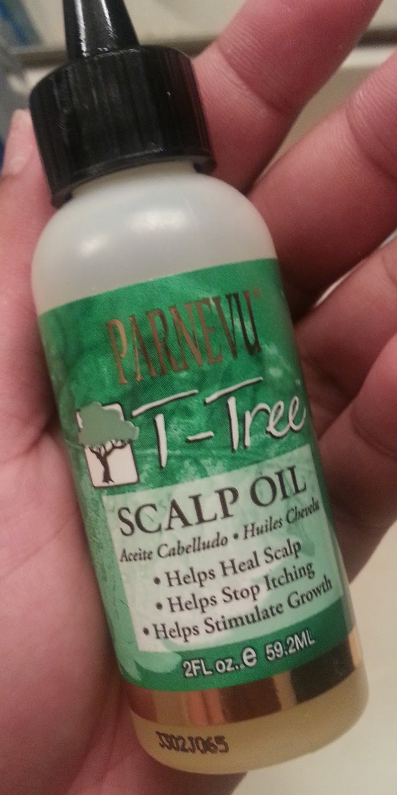 Natural Hair Parnevu T Tree Braid Spray Amp Scalp Oil