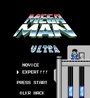 【FC】超洛克人(Super Rockman),超級瑪莉Hack版!