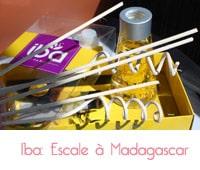 Iba : Escale à Madagascar, un délicieux parfum d'ambiance