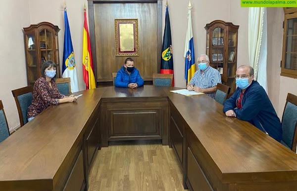El Ayuntamiento de Fuencaliente adjudica las obras de mejora del acceso peatonal y de seguridad de la Playa de La Zamora