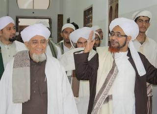 Habib Abu Bakar al-Adni Bin Ali al-Masyhur Dan Habib Umar