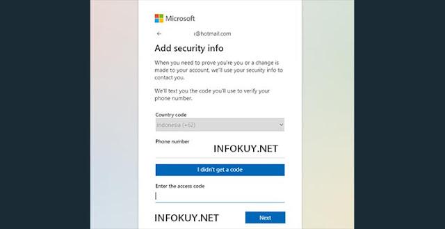 Cara Membuat Email Outlook atau Hotmail di PC #6