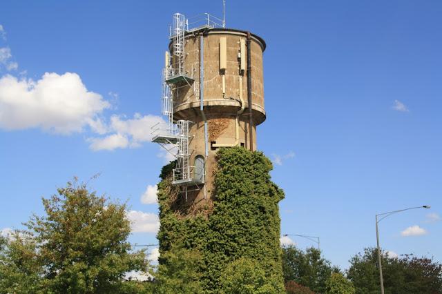 Nagambie water tower