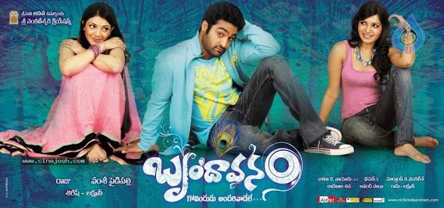Ak Tha Khiladi Moovi Hindi: Moviez4India: Brindavanam (2012) Hindi Dubbed Full Movie