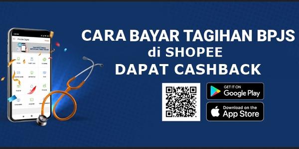 Cara Bayar BPJS di Shopee Dapat Cashback