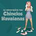 As numerações dos chinelos Havaianas