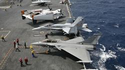 Máy bay phản lực Eurofighter có thể hạ cánh trên Hàng không mẫu hạm Hoa Kỳ không?