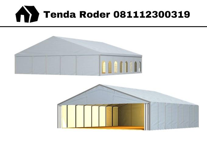 Sewa Tenda Nikahan Jakarta | Tenda Roder 081112300319