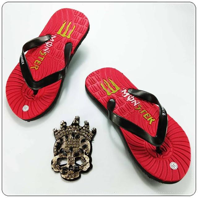 Produksi Sandal Anak Termurah, Trendy 2020- AMX Club Bola Simplek Anak