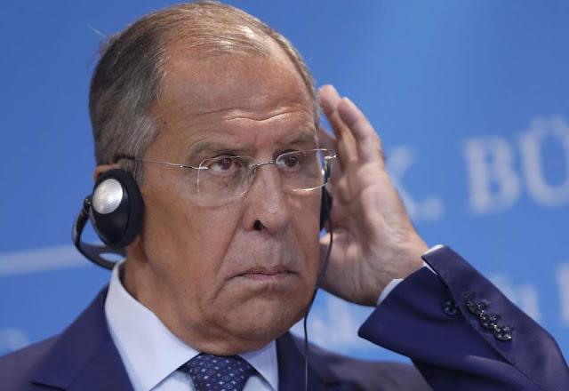 Λαβρόφ: Απόστημα οι αντάρτες στην Ιντλίμπ -Πρέπει να εξαλειφθεί