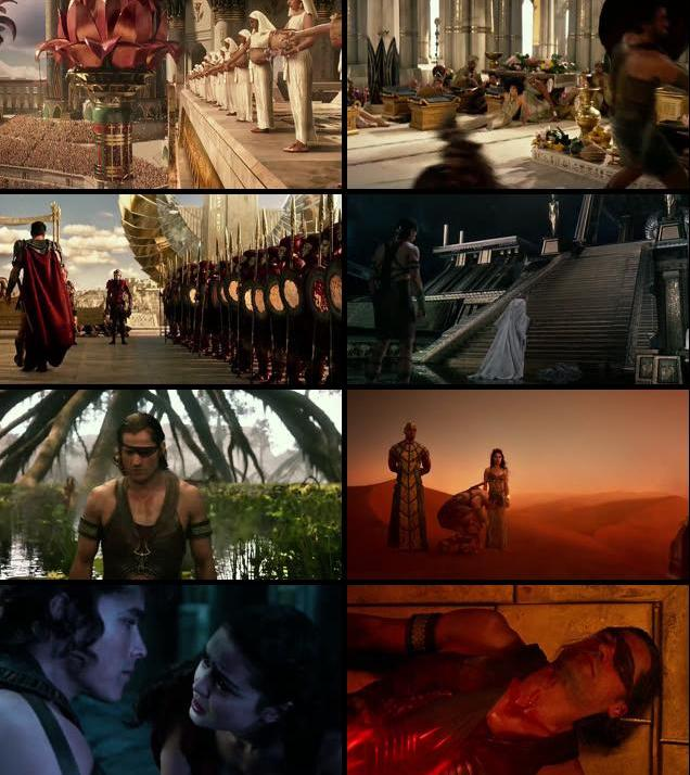 Gods of Egypt 2016 Dual Audio ORG Hindi 480p BluRay