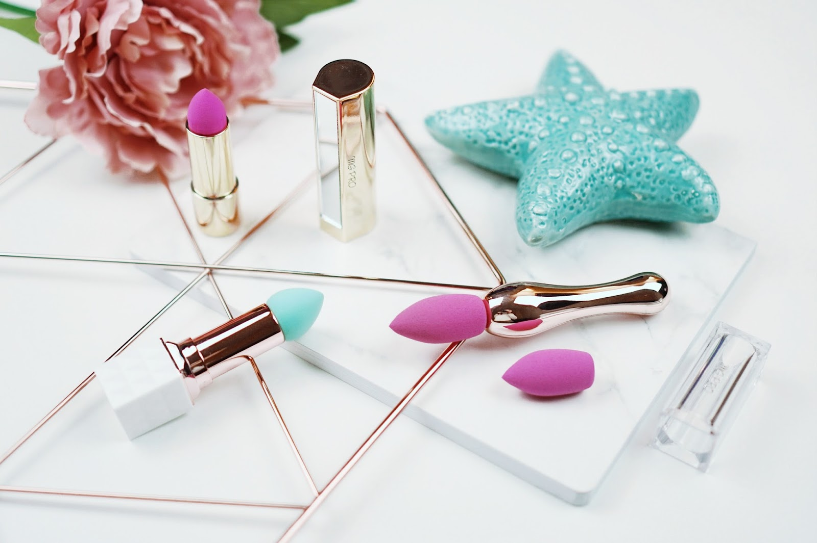 Miss Gorgeous London Makeup Applicators