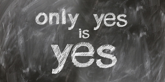 """Featured in article: """"How To Develop Yourself When Nobody Believes In You"""". Use Affirmations. Only yes is YES"""