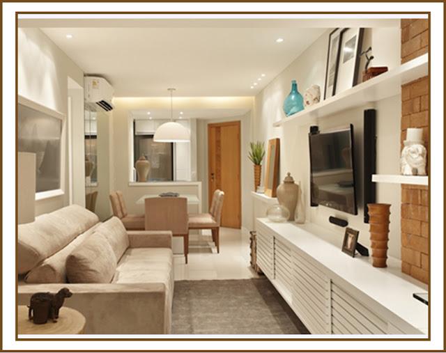 Como escolher o rack com painel para TV certo para a sala de estar?