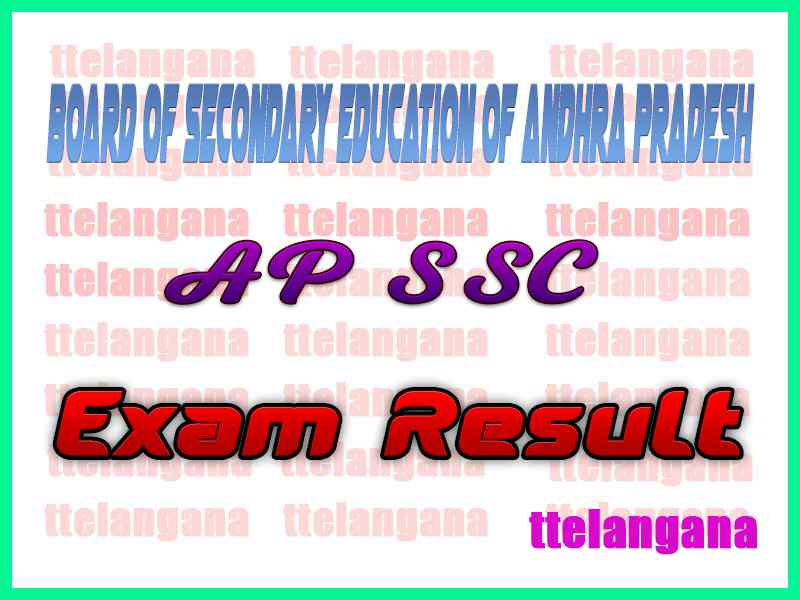 AP SSC 10th Class Exam Results / AP SSC 10th Class Exam Results