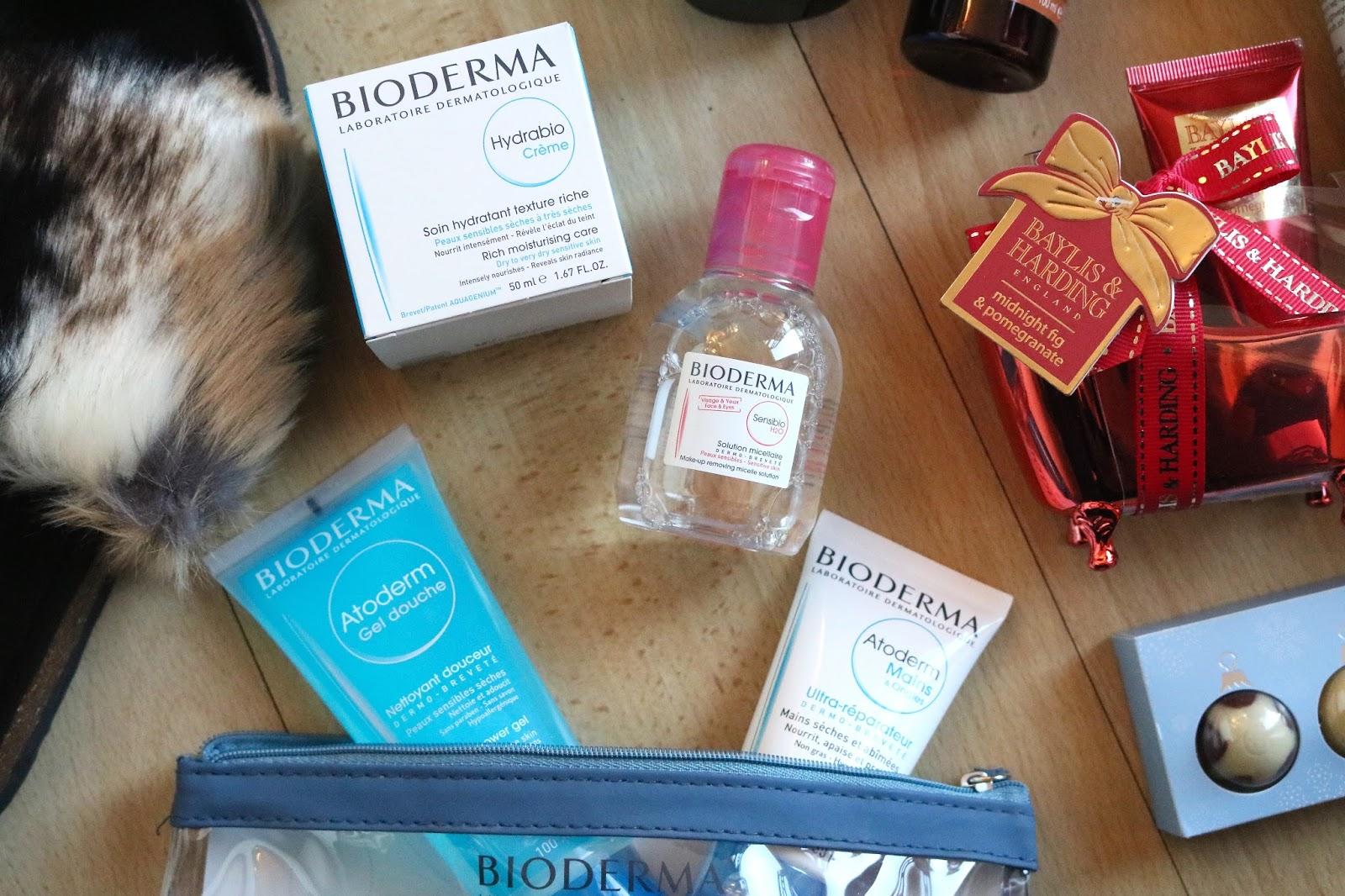 bioderma gentle beauty essentials kit