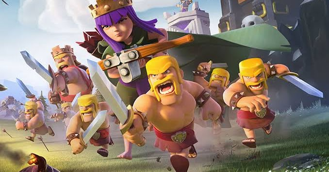 All hack games and application: Clash of clans mod (COC ...