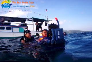 trip snorkeling juli