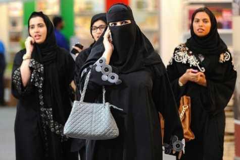 Wanita di Arab Saudi Boleh Pergi Ke Atas Mereka Tanpa Kebenaran Lelaki