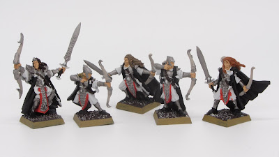 Alith Anar and Shadow Warriors (WIP)