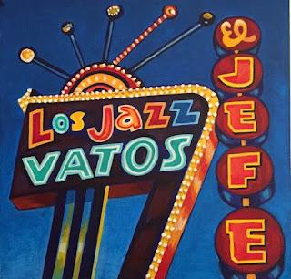 """Los Jazz Vatos y su debut """"El Jefe"""" / stereojazz"""
