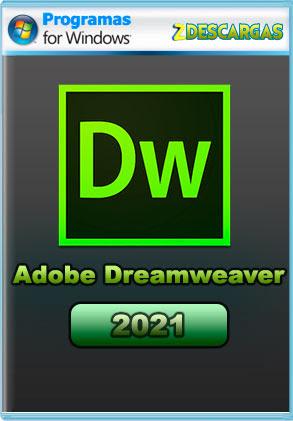Adobe Dreamweaver 2021 (x64) Full Español [Mega - GDrive]