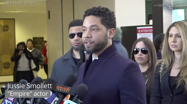 JussieSmollett May Strike Back With Lawsuit After Charges Dropped