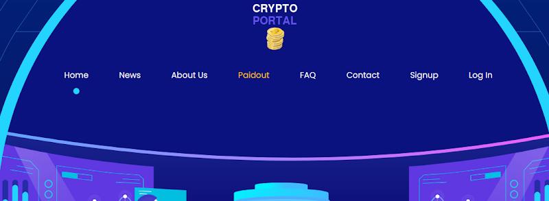 Мошеннический сайт cryptoportal.cc – Отзывы, развод, платит или лохотрон? Информация