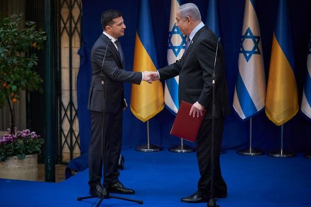 Президент України зустрівся з Прем'єр-міністром Ізраїлю