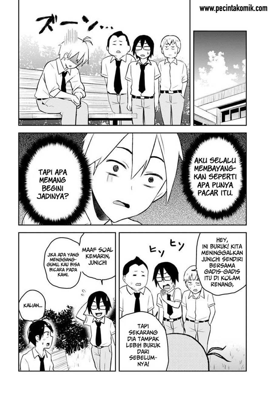 Manga Hajimete No Gal Chapter 21 Bahasa Indonesia