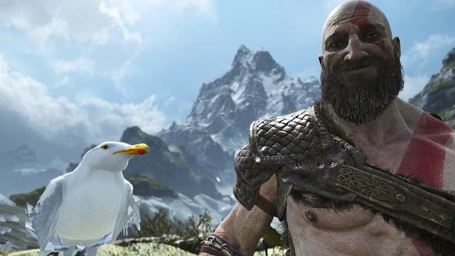 لعبة God of War تتربع على عرش مبيعات الألعاب في متجر PlayStation Store و تحطم كل الأرقام …